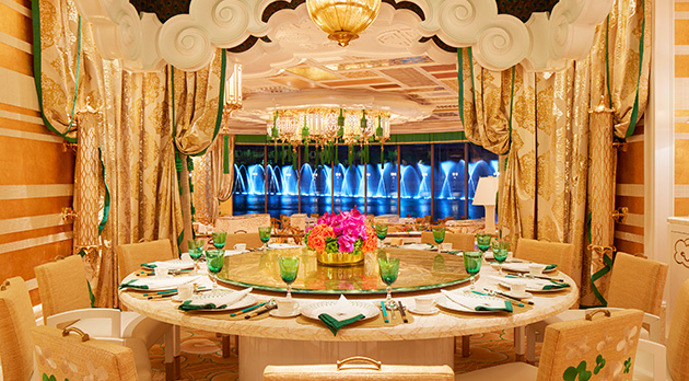 Dining In Macau Wynn Palace Restaurants Bars Lounges Wynn Palace
